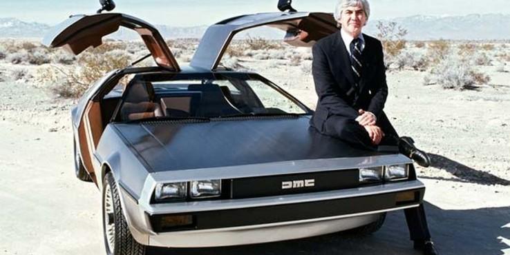 Kihalt autómárkák – DeLorean – 1. rész