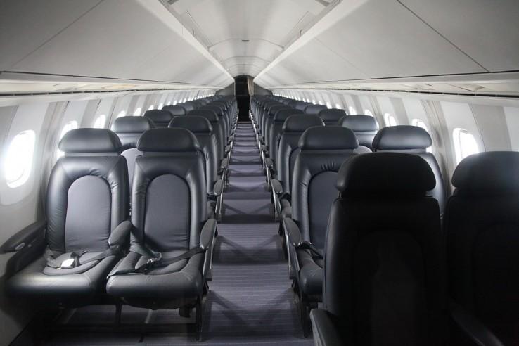 Concorde utastér