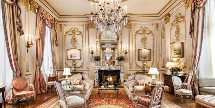 Eladó Joan Rivers tetőtéri Versailles-ja