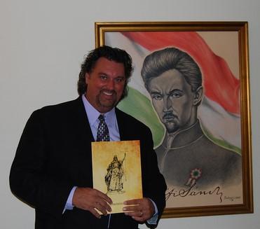 Büszke vagyok,hogy magyar állampolgár lettem