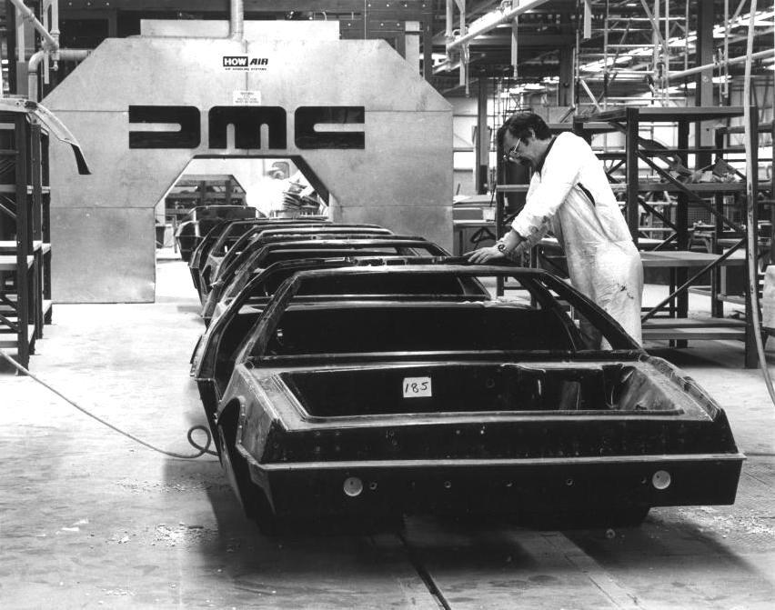 DMC gyár
