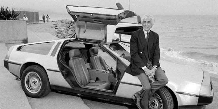 Kihalt autómárkák – DeLorean – 2. rész