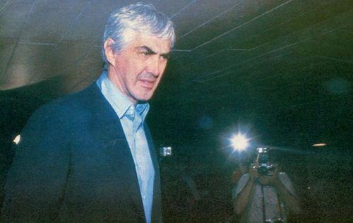 John Delorean letartóztatása