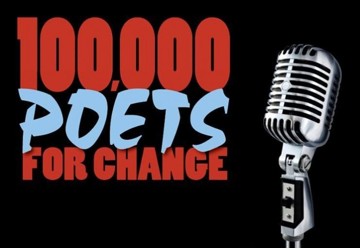 100 000 poets for change