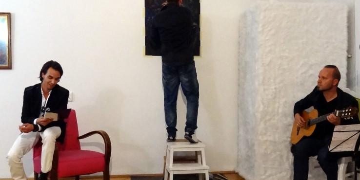 Live Painting – Exkluzív Interjú Kamarás Mátéval