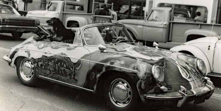 Az ikonikus Porsche cabrio