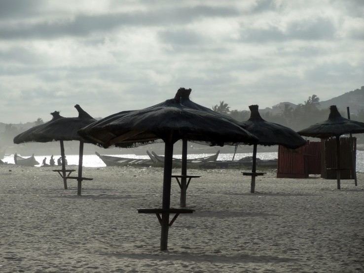 Bojo Beach, Ghana