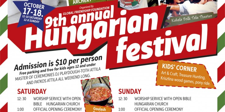 Annual Hungarian Festival