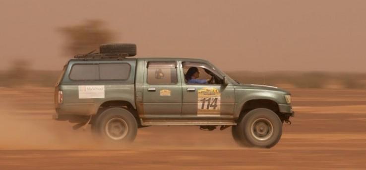 Budapest-Bamako Rally 2016