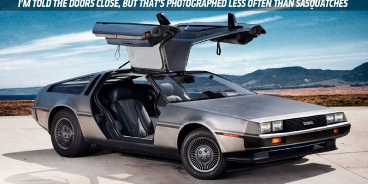 35 év után újra gyártják a kultikus DeLoreaneket