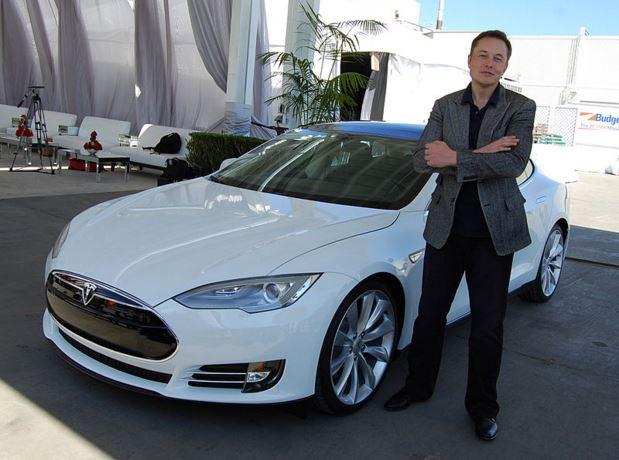 Elon Musk és a Tesla