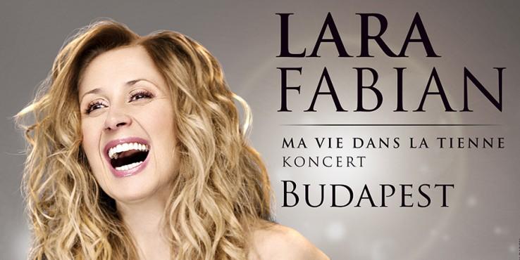 Lara Fabian koncert – Először Magyarországon