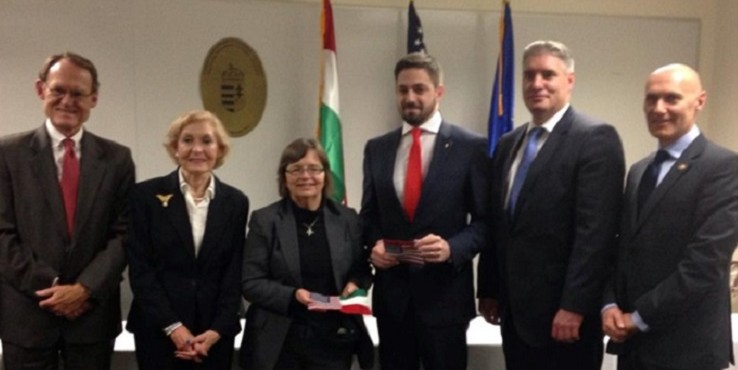 Hungary's diplomatic representation expands in San Francisco