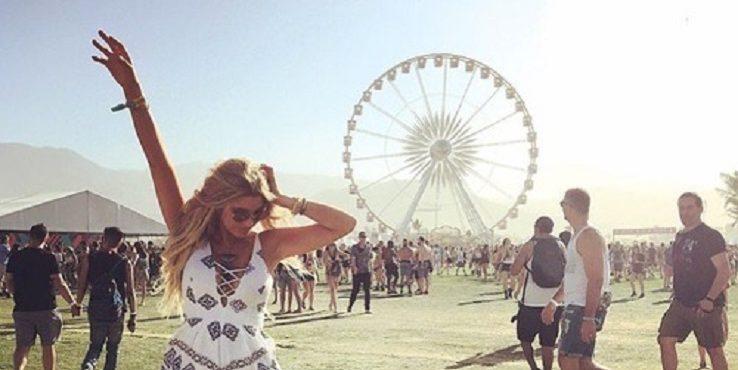 Coachella, az ország legnagyobb fesztiválja képekben