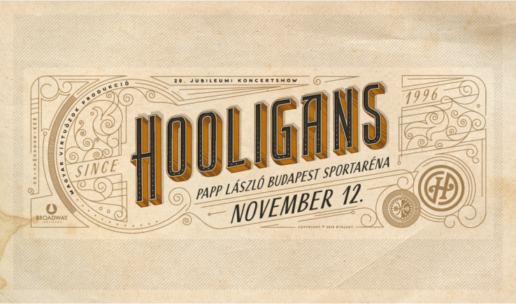 Hooligans20 kreatív