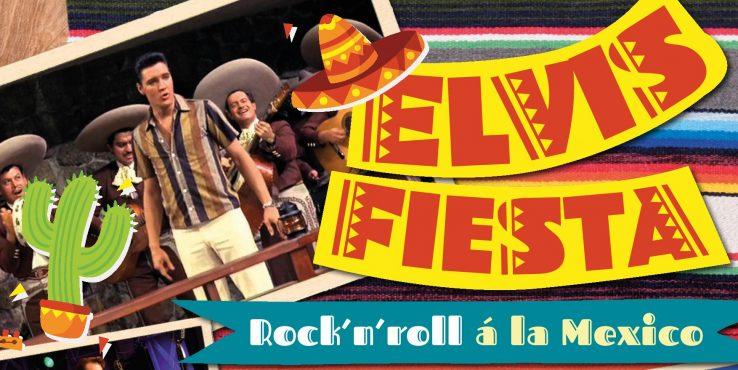 Elvis él! És szombaton Mexikóban fiestázik….