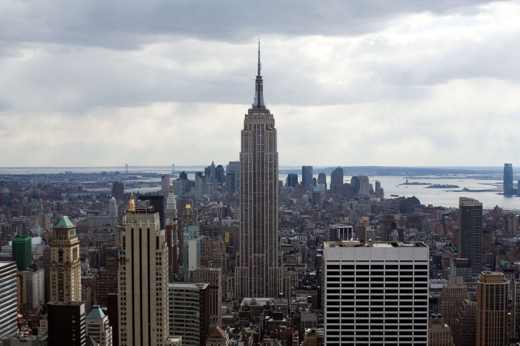 Empire State Building, Manhattan, New York