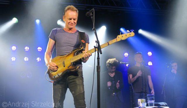 Sting: Egy angol férfi New Yorkban